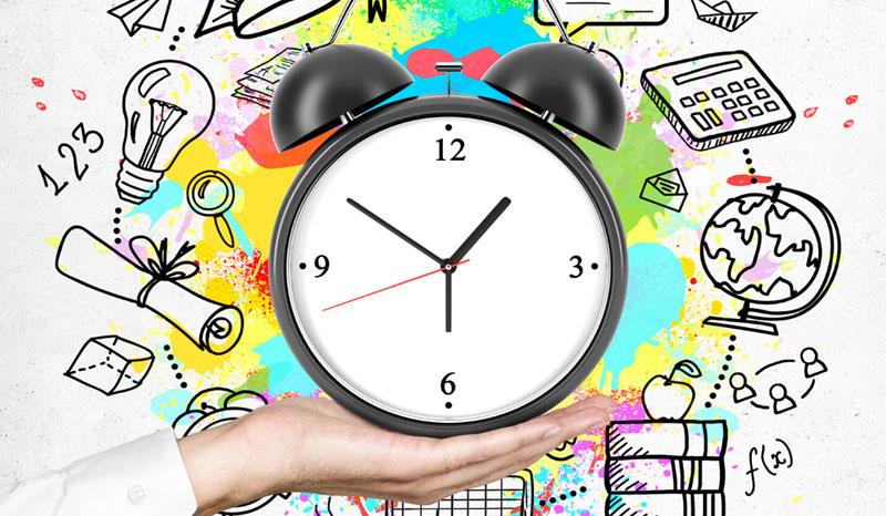 Como administrar o tempo de forma eficaz?